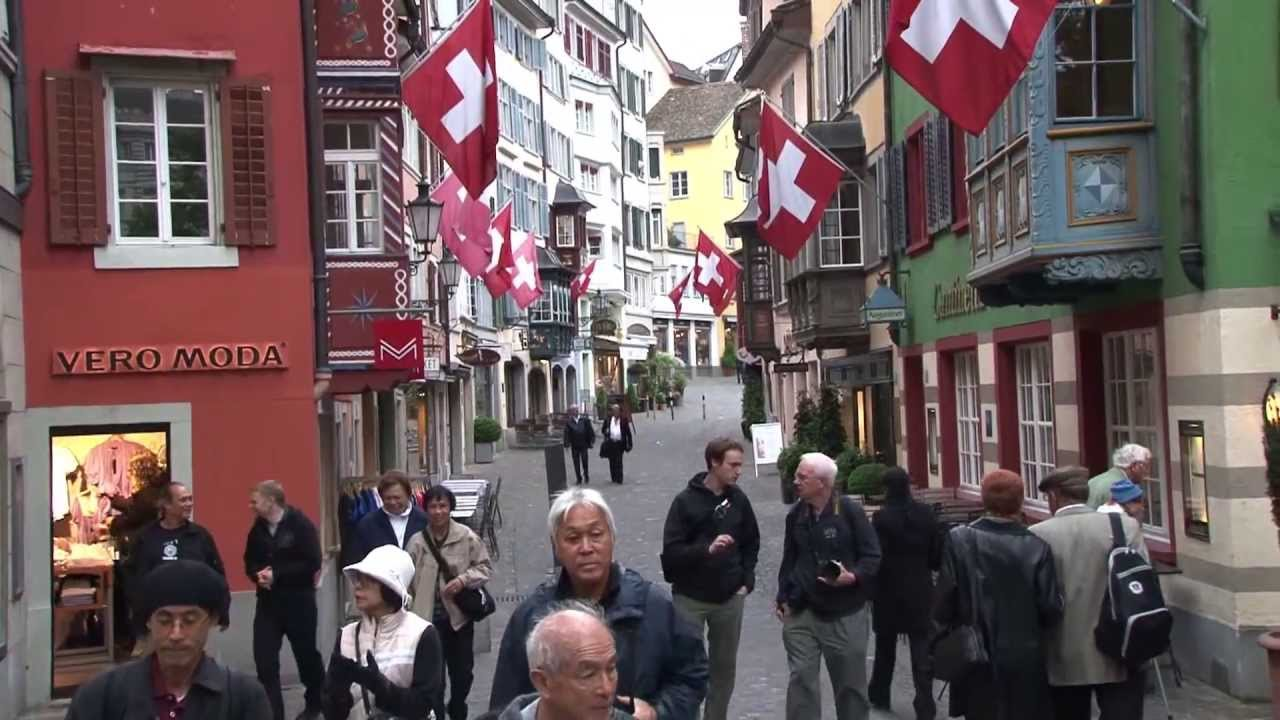 Swiss Tours From Zurich