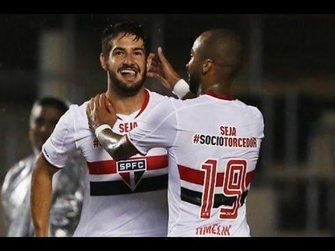 São Paulo 2 x 1 Flamengo - Narração: Gabriel Dias, Web Contínua 10/05/2015