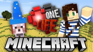 A Magical Start! | Minecraft One Life Server Ep.1