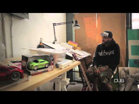 Travie McCoy - The DUB Magazine Project