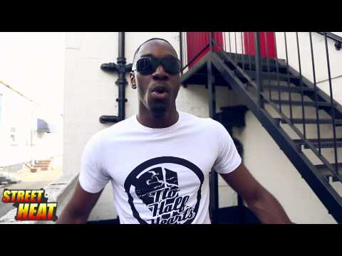 Startzy - #StreetHeat Freestyle [@Startzyonline] | Link Up TV