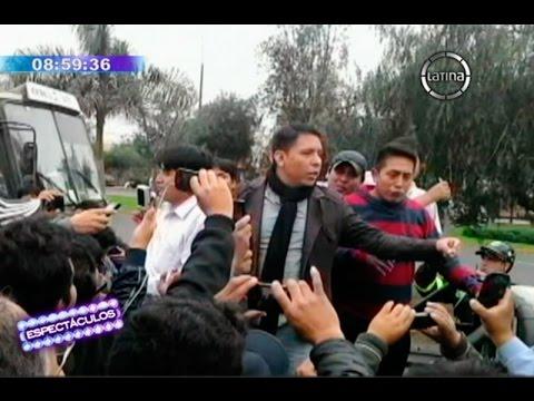 Edwin Sierra es 'caserito' de eventos en La Molina y molesta a vecinos