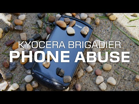 Phone Abuse Compilation - Kyocera Brigadier