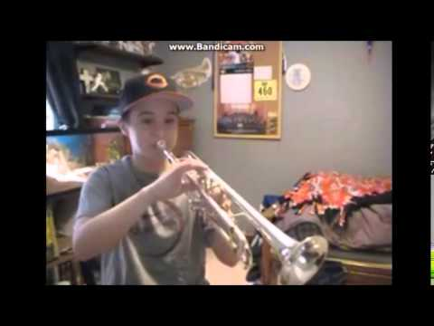 Let It Go-Trumpet Chorus Cover