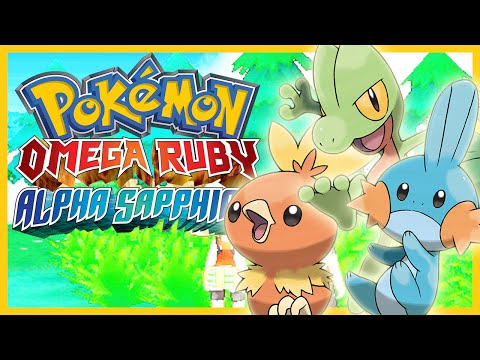 Pokemon Omega Ruby and Alpha Sapphire Gameplay/ Review