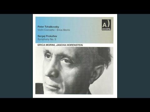 Symphony No. 5, in B-Flat, Op. 100: III. Allegro giocoso