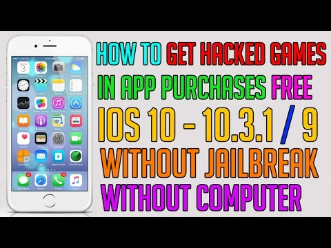 NEW Get Hacked Games In App Purchases FREE iOS 10 - 10.3.1 / 9 (NO JAILBREAK) iPhone, iPad, iPod