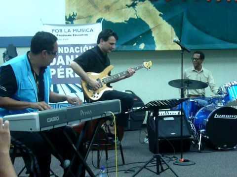 Danilo Perez, Brian Blade y John Patitucci