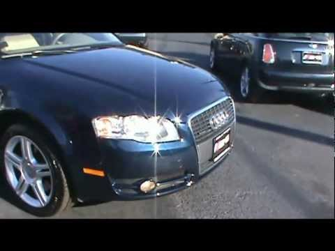 2006 Audi A4 2.0T B7 Quattro Full Review