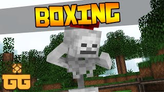 Monster School: Girls vs Boys BOXING Challenge - Minecraft Animation