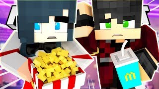 WE DIDN'T WANT TO WATCH THIS MOVIE! THE MINECRAFT ESCAPE!