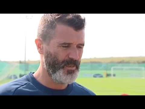 Georgia v Republic of Ireland - Pre Match Interview - Roy Keane (4/9/14)