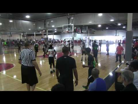 All City Elite 8th (Lee) vs Orangeburg Xpress 8th 6-4-2016