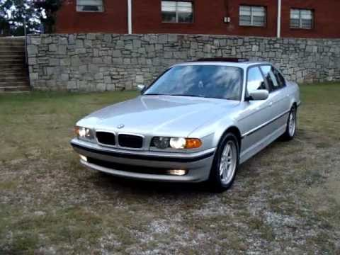 01 2001 bmw 7 series 740il 740 il used car review n tour at 79k miles