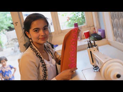 Download Meet Bibisharifa from Tajikistan Mp4 baru