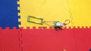 Lego We-do 2.0 friction experiment part 1