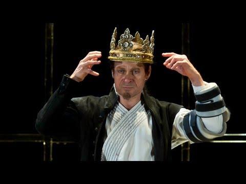 Macbeth - Royal Opera behind the scenes