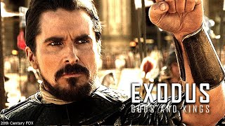 Christian Bale Trash Talks Moses