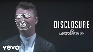 download lagu Disclosure - Latch Live At Coachella Ft. Sam Smith gratis