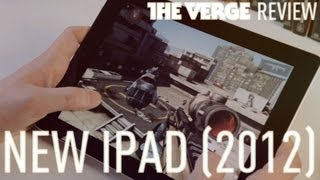 New iPad review (2012)