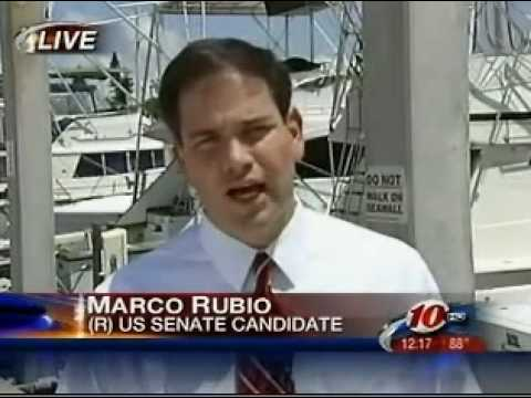 Marco Rubio Talks Oil Spill Relief To Tampa Bay 10 Connects