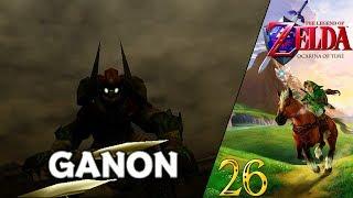 Guía | Zelda Ocarina Of Time 100% | #26 Final | Ganon