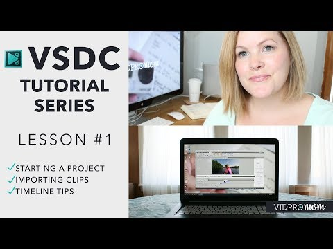 VSDC Video Editor – How to Edit Videos with VSDC [1/3]