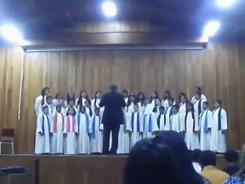 niños cantores de villa de cura