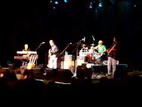 Lee Roy Parnell solo - That's my story