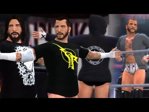 WWE '13 Community Showcase: CM Punk (PlayStation 3)