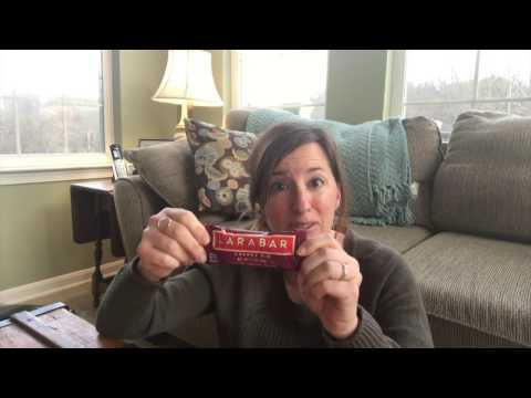 LARABAR review for grown ups and kids - All Things Fadra