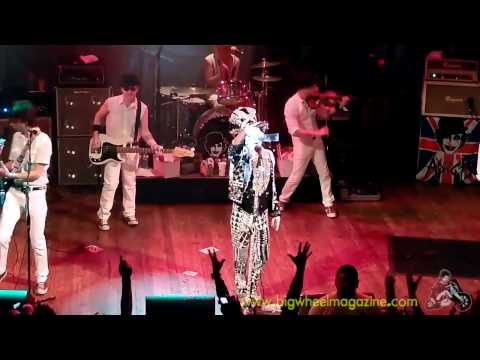 The Adicts - at House of Blues - Hollywood, CA - March 16, 2013 - 35th Anniversary Show