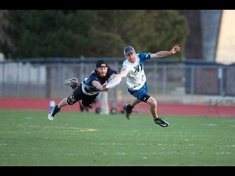 Top 10 Ultimate Frisbee Plays | May 2013