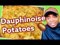 How To Make Dauphinoise Potatoes | Perfect For Sunday Dinner | Jamaican Chef Cooking | #SundayDinner