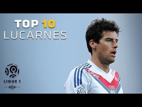 Retrouvez en vidéo les 10 plus belles lucarnes marquées ces deux dernières saisons en Ligue 1 ! Abonnez-vous à la chaîne : http://www.youtube.com/subscriptio...
