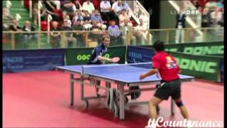 Table Tennis : Failed !