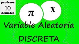 Función de probabilidad ejercicios resueltos 01 variable aleatoria discreta