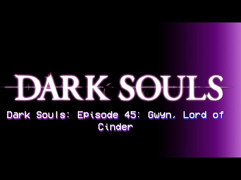 Misc Computer Games - Dark Souls - Gwyn Lord Of Cinder