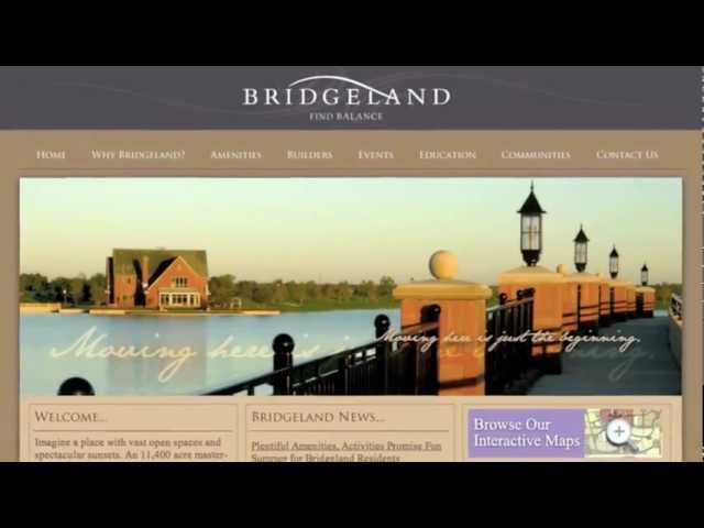 Bridgeland in Cypress TX -- Likes