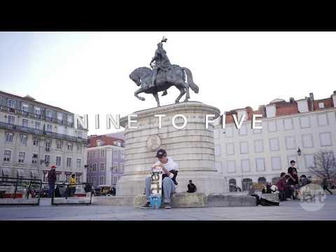 Jart Skatebards - Gustavo Ribeiro Nine to Five