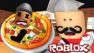 ESCAPE THE PIZZERIA! | Roblox