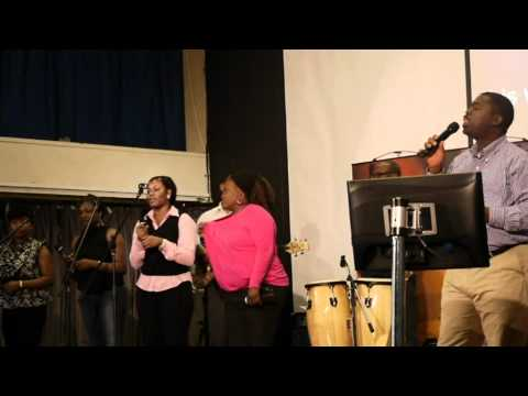 Wale Adenuga (part 2) - London Lost In His Presence 2011 video
