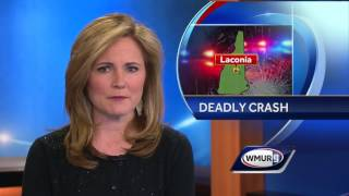Man killed in Laconia crash