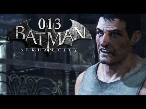 BATMAN: ARKHAM CITY #013 - Wo ist Mr. Freeze? [HD+] | Let's Play Batman: Arkham City