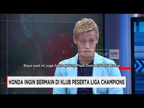 Eksklusif - Keisuke Honda ke Liga Inggris?
