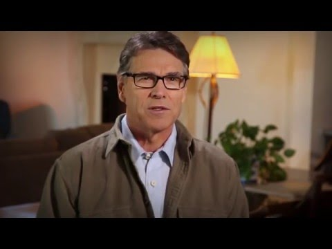 Gov. Rick Perry Endorses Ted Cruz for President