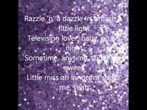 Pour Some Sugar on Me Lyrics