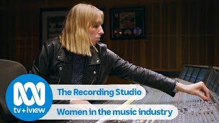 Women In The Music Industry | The Recording Studio