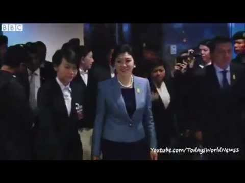 Thailand PM Yingluck Shinawatra ousted by court