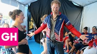 Prince Harry Got A Surprise At This Year's Invictus Games | GH
